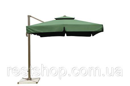 Зонт консольный 300*300, фото 2
