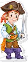 Хлоп`ятам і дівчатам: Пираты, рыцари, ковбои (р) /10/(А354005Р)