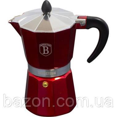 Гейзерная кофеварка Berlinger Haus BH-1475 - Интернет-магазин bazON в Харькове