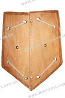 Щит деревянный, 35*25 см.(171979)