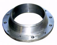 Фланцы нержавеющая сталь  AISI 321 (12Х18Н10Т) воротниковые ГОСТ 12821-80 Ру6