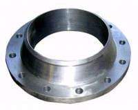 Фланцы нержавеющая сталь  AISI 321 (12Х18Н10Т) воротниковые ГОСТ 12821-80 Ру40