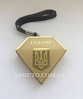 Патриотическая зажигалка с USB Ukraine Герб Украины Panthera