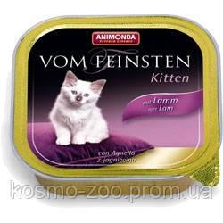 Анимонда консервы для котят с ягненком 100 гр