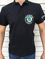 Футболка поло с логотипом