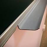 Доска аудиторная, 3-створчатая,  3000х1000 мм, магнитная под мел, фото 3