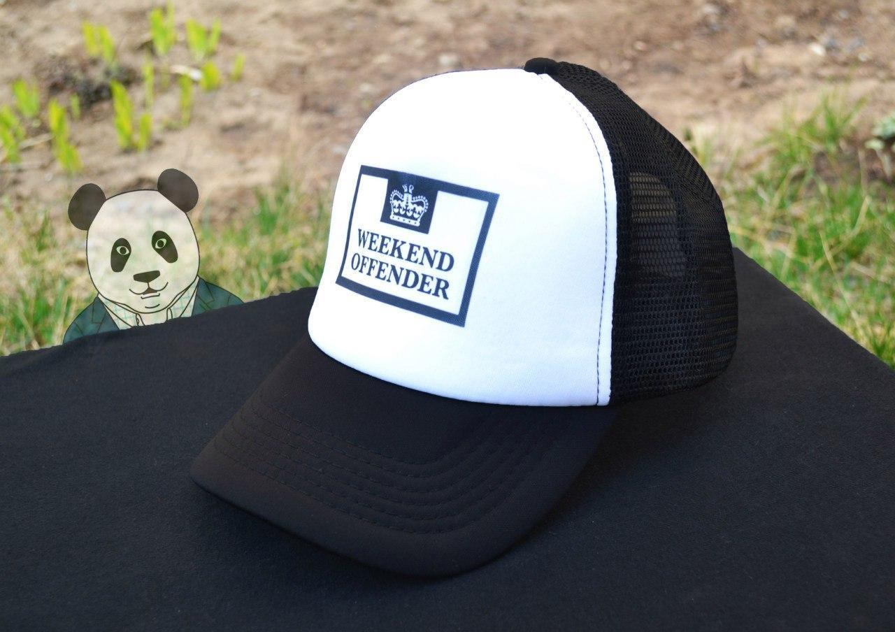 Кепка Тракер Weekend Offender (Викенд Оффендер) - Rusher.com.ua - sportswear afe2a8da3a5