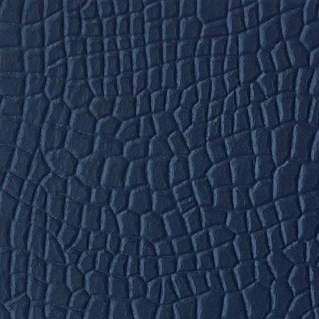Кожа натуральная цвет Синий