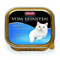 Анимонда консервы с лососем и креветками для кошек 100 гр
