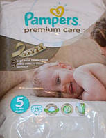 Подгузники Pampers Premium Care Dry Max Junior 5 (11-18 кг) 21 шт.
