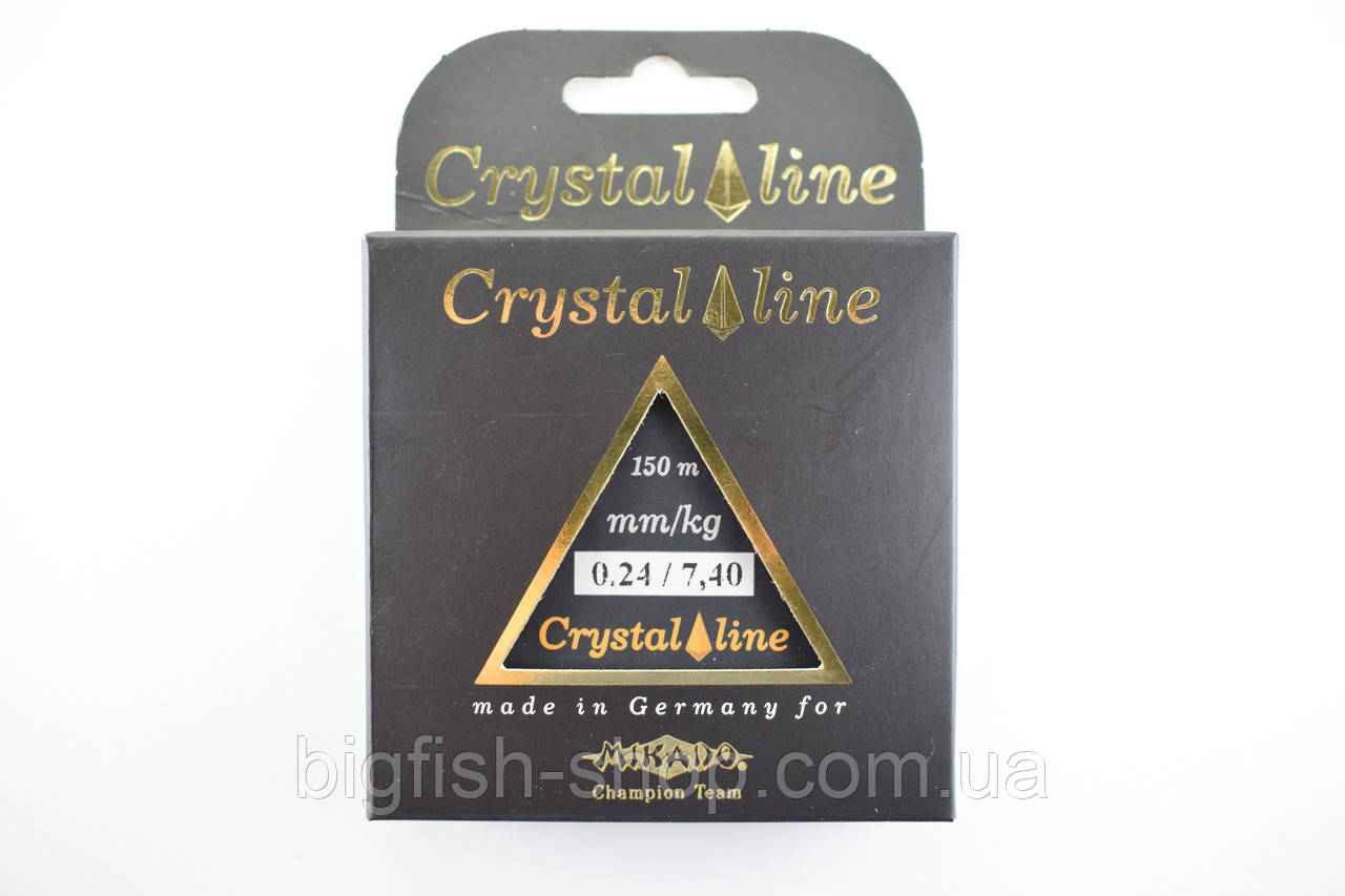 Леска Crystal Line Mikado 0.18 мм.
