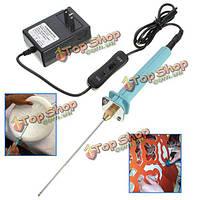Электрический резак для пенопласта 10см нож 15w