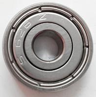Подшипник качения шариковый радиальный однорядный с двумя защитными шайбами80018 (608 ZZ) Подшипник (18-гпз)