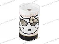 Точилка с контейнером бочонок Hello Kitty Diva /12/480//(HK13-118К)