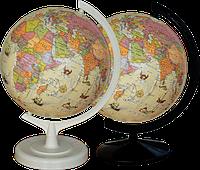 Глобус политический под старину 32 см