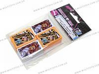 Набор канц. в пакете: точилка 2 шт., ластик  2 шт. 14х6х1,5см /40/400/(MHBB-US1-2204-H)