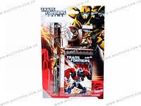 Набор канц., блокнот+4 канц. предмета Transformers /1/24/192/(TF13-147K)