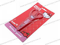 Ножницы  детские в футляре, 13см Hello Kitty /1/20/200/(HK13-124K)
