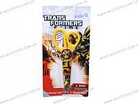 Ножницы  детские в футляре, 13см Transformers /1/20/200/(TF13-124K)
