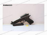 Пистолет F-129 с пульками,глушителем,кул.ш.к.H4AA223/196/(F-129)