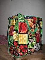Хозяйственная  квадратная сумка лаковым покрытием