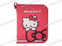 Папка объемная на молнии, В5 Hello Kitty /1/234//(HK13-203-1К)