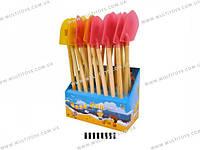 Лопатка для песка (дер. ручка) /72/(HC302C)(HC302C)