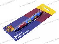Ручка шарик., синяя, блистер  20х7х1,5см, /48/384 шт.(BNAB-US1-119-BL1)