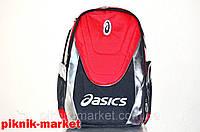 Рюкзак спортивный  ASICS (красный)