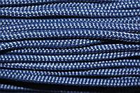 Шнур пп 6мм. (100м) синий