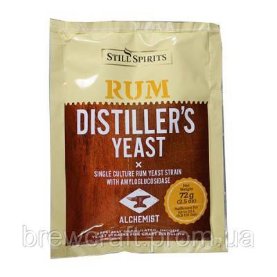 Дрожжи для рома Still Spirits Distiller's  Yeast Rum With AG 72 грамма, фото 2