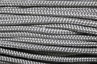 Шнур пп 6мм. (100м) св. серый , фото 1