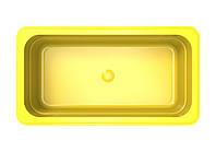 Гастроемкость GN 1/4-65 Полипропилен,Цветной