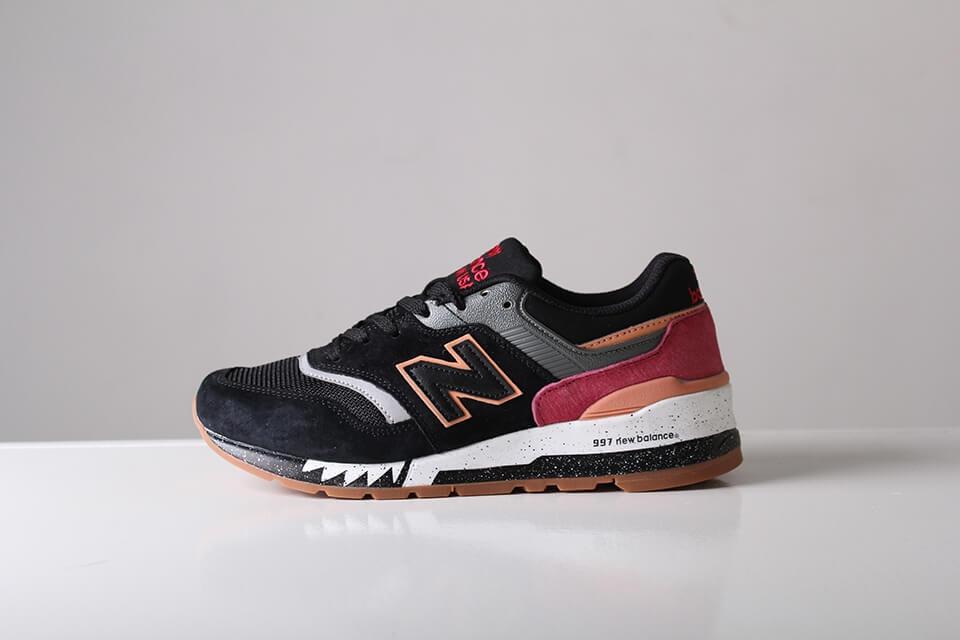 New Balance 997 Tassie Tiger Black. Стильные кроссовки. Интернет магазин  кроссовок. Мужские кроссовки ... 8441737c2ad
