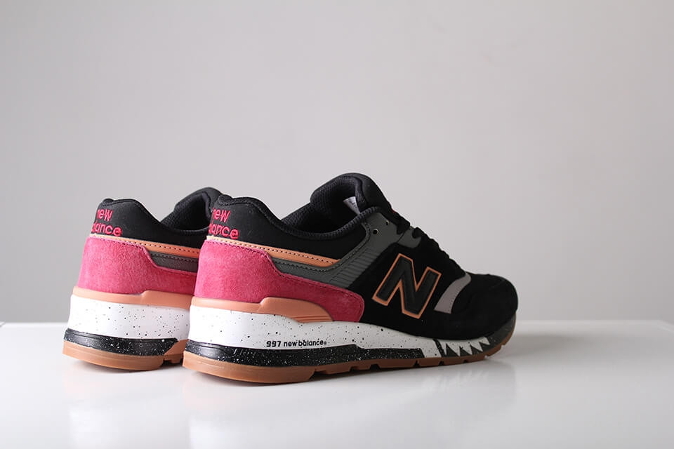 Мужские кроссовки New Balance 997 Tassie Tiger Black. Стильные кроссовки. Интернет  магазин кроссовок. Мужские кроссовки e1314b8b93a