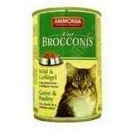 Анимонда Броконис консервы для кошек мясной коктейль 400 гр.