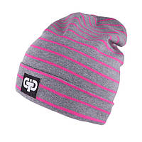 Комплект для девочки  шапка и снуд трикотажные TuTu 3-003629/3-003693
