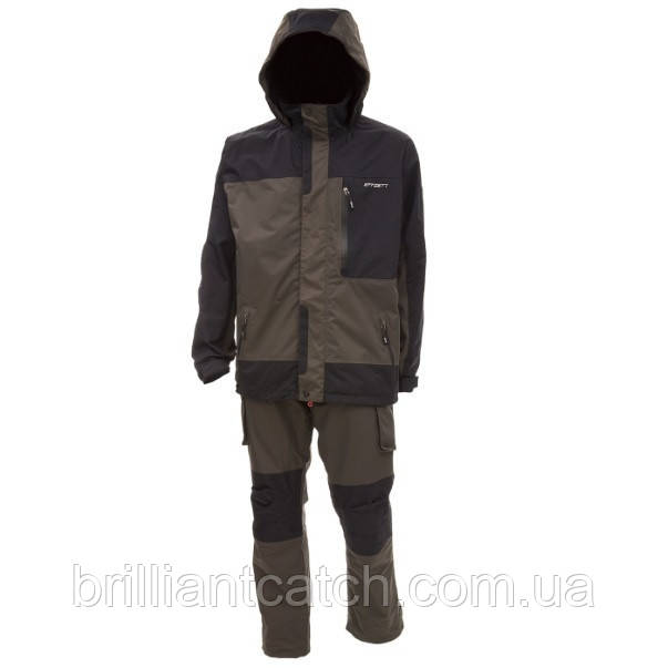 Костюм DAM Effzett Technical Fishing куртка+штани XXXL