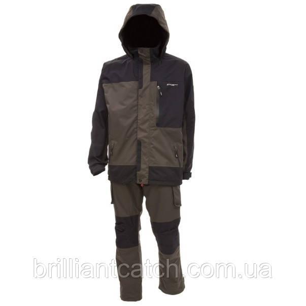 Костюм DAM Effzett Technical Fishing куртка+брюки  XL