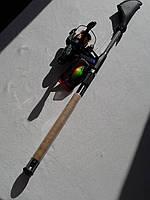 Комплект Спиннинг GW Apache Navigators new 2.10m + Катушка Cobra CB 340А 3bb, фото 1