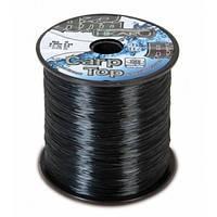 Леска Lineaeffe Hikaru Top Carp  0.25мм  1000м.  FishTest-5.8кг  (черная)  Made in Japan