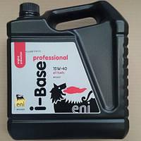 ENI i-Base Professional 15W-40 (4л) Минеральное моторное масло
