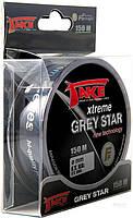 Леска Lineaeffe Take Xtreme GREY STAR 150м 0.23мм  FishTest-7.3кг  (серая)  Made in Japan