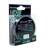 Леска Nomura YUKAI 150м(165yds)  0.30мм  12.2кг (Camou-зелено/черный)