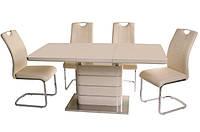 Раскладные стеклянные столы