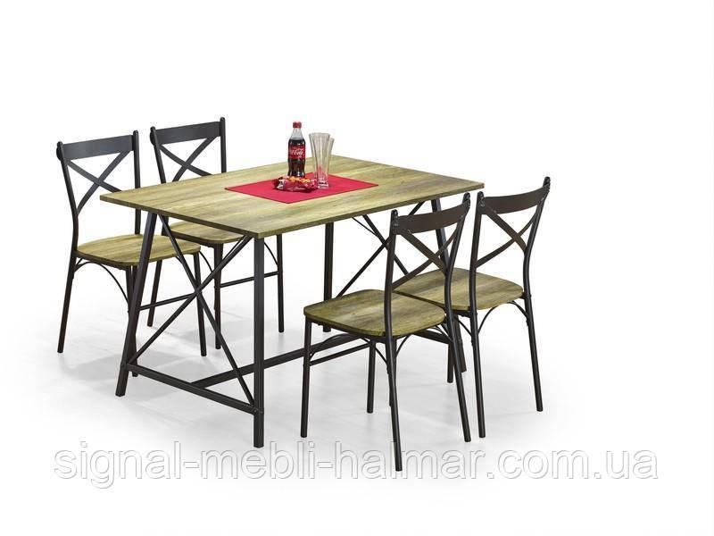 Комплект стол и кресла RELIANT Halmar
