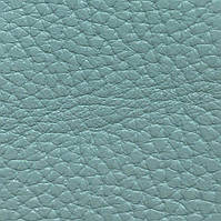 Кожа натуральная цвет Голубой (Флотар)