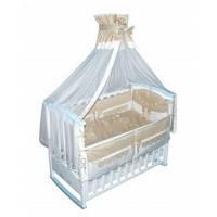 Детский постельный комплект Вышиванка Тигрес 4823061510457