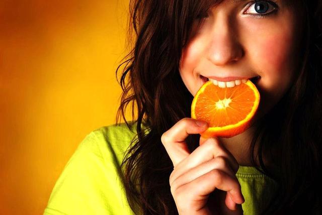 Аромакубики Апельсин