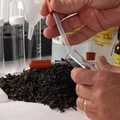 Определение запаса продуктивной влаги в почве